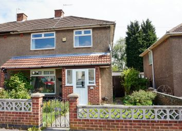 Thumbnail 3 bed semi-detached house for sale in Finchley Avenue, Mackworth