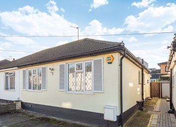 Thumbnail 2 bed semi-detached bungalow for sale in Trafalgar Avenue, Worcester Park