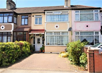 Thumbnail 3 bed terraced house for sale in Seabrook Gardens, Romford
