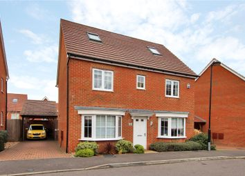 Thumbnail 5 bed detached house for sale in Chartwell Lane, Longfield, Kent