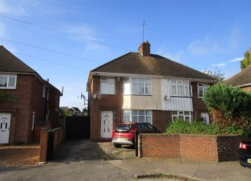 Thumbnail 3 bed semi-detached house for sale in Hawthorne Avenue, Bedford