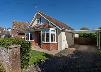 Thumbnail 3 bed detached bungalow for sale in Lion Road, Nyetimber, Bognor Regis, West Sussex.