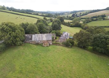 Thumbnail 4 bedroom farmhouse for sale in Ugborough, South Hams, Devon