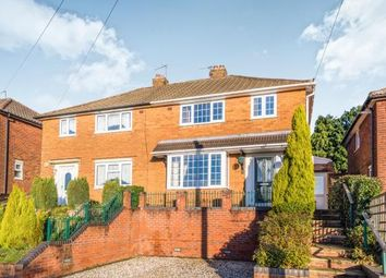 Thumbnail 3 bedroom semi-detached house for sale in Spring Crescent, Timbertree Estate, Cradley Heath, West Midlands
