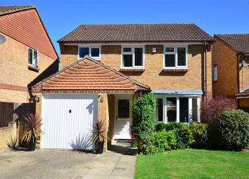 Thumbnail 4 bed detached house for sale in Woodbridge Drive, Maidstone, Kent