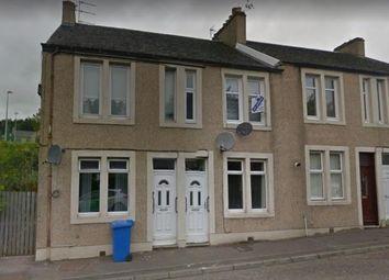 Thumbnail 1 bed flat to rent in Milton, Lesmahagow, Lanark