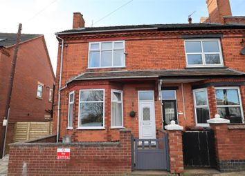 Thumbnail 3 bedroom terraced house for sale in Ellesmere Avenue, Lincoln