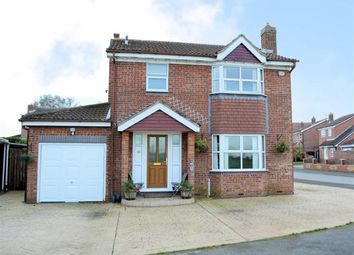 Thumbnail 3 bed detached house for sale in Field Lane, Wistow