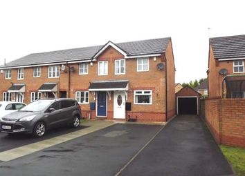 Thumbnail 2 bed semi-detached house for sale in Pintail Avenue, Bridgehall, Stockport, Cheshire