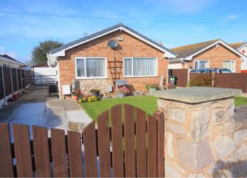 Thumbnail 3 bed detached bungalow for sale in Towyn Way West, Towyn