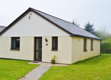 Thumbnail 3 bed detached bungalow for sale in Penstowe Holiday Village, Kilkhampton, Bude