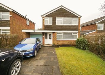 Thumbnail 4 bed detached house for sale in Purbeck Drive, Lostock, Bolton