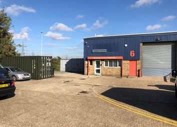 Thumbnail Warehouse for sale in Fairview Industrial Estate, Rainham