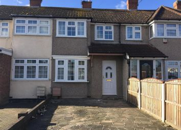 Thumbnail 3 bed terraced house for sale in Brian Close, Hornchurch