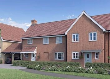 Thumbnail 3 bedroom link-detached house for sale in The Ash, Runwell Road, Runwell, Essex