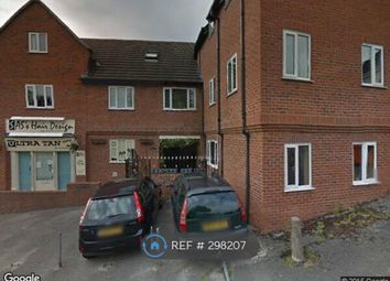 Thumbnail 1 bed flat to rent in Bowers Row, Nantwich
