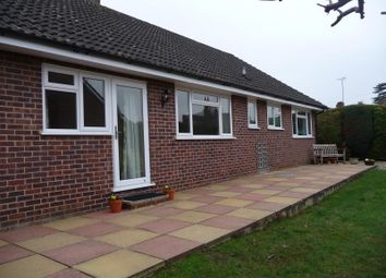 Thumbnail 4 bed detached bungalow to rent in 15 Enborne Road, Newbury, Berkshire
