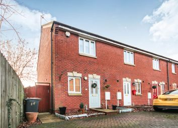 Thumbnail 2 bed end terrace house for sale in Tanners Grove, Coventry