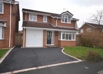 Thumbnail 4 bed detached house for sale in Copeland Drive, Stone