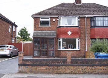 Thumbnail 3 bed semi-detached house for sale in Buckingham Drive, Great Sankey, Warrington