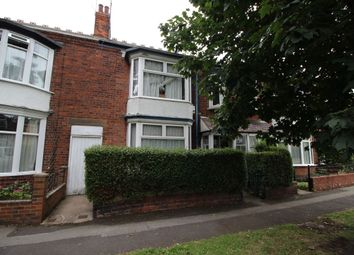Thumbnail 3 bed terraced house for sale in Desmond Avenue, Hull