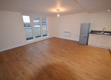 Thumbnail 2 bed flat to rent in Church Street, Leicester
