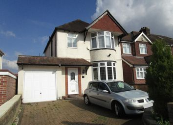 Thumbnail 3 bed detached house for sale in Wells Road, Penn, Wolverhampton