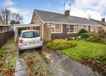 Thumbnail 2 bed semi-detached bungalow for sale in Peterhouse Close, Stamford