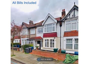 Thumbnail 1 bed flat to rent in Briarfield Avenue, London