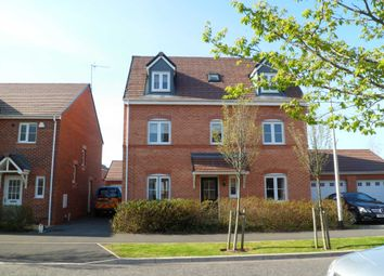 Thumbnail 4 bed detached house to rent in Hesketh Way, Bromborough, Wirral