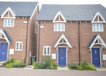 Thumbnail 3 bed semi-detached house for sale in Storkit Lane, Wymeswold, Loughborough