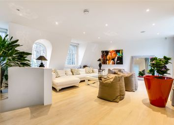 Thumbnail 3 bed mews house to rent in Hesper Mews, London
