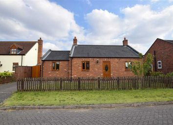 Thumbnail 4 bed bungalow for sale in Heynings Close, Knaith Park, Gainsborough