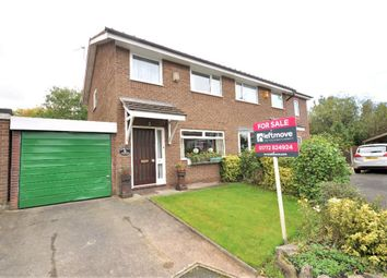 Thumbnail 3 bed semi-detached house for sale in St Clares Avenue, Fulwood, Preston, Lancashire