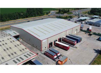 Thumbnail Warehouse to let in Units1 & 2, Deeside Industrial Park, Second Avenue, Deeside, Flintshire, UK