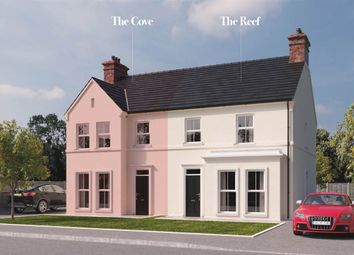 Thumbnail 3 bedroom semi-detached house for sale in 10, Hartley Hall, Greenisland