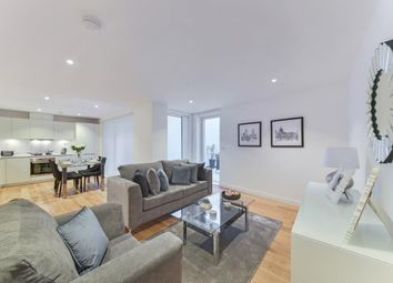 Thumbnail 3 bed flat to rent in Hand Axe Yard, 277A Gray's Inn Road, London