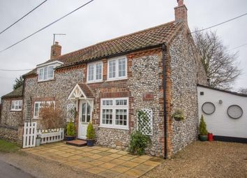 Thumbnail 2 bed semi-detached house for sale in Great Massingham, King's Lynn, Norfolk