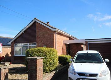 Thumbnail 2 bed detached bungalow for sale in Woolavington Hill, Woolavington, Bridgwater