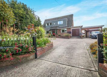 Thumbnail 4 bed detached house for sale in Lady Lane, Hadleigh, Ipswich
