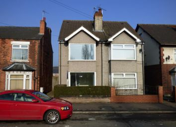 Thumbnail 3 bed semi-detached house to rent in Chesterfield Road North, Mansfield