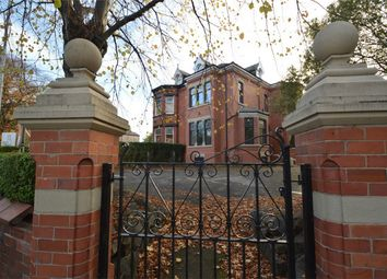 Thumbnail 1 bed flat for sale in Park Lodge, 190 Buxton Road, Davenport, Stockport, Cheshire