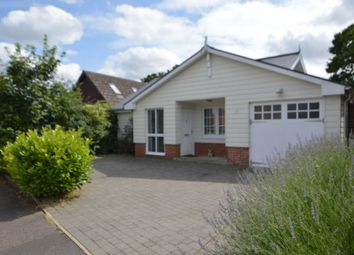 Thumbnail 4 bed bungalow for sale in Oakfields Road, Cringleford, Norwich