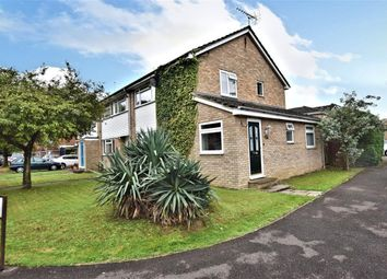 Thumbnail 3 bedroom end terrace house for sale in Rushden Drive, Reading