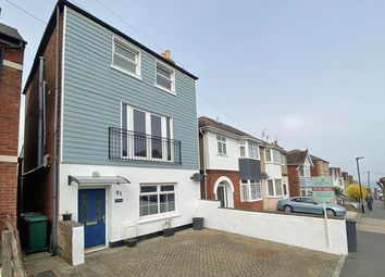 Leeway House, Mill Hill Road, Cowes PO31. 4 bed detached house for sale