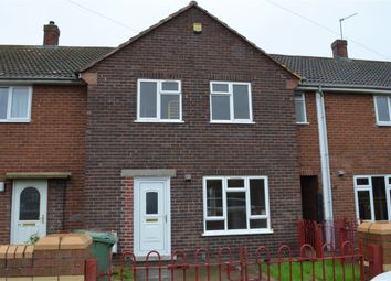 Thumbnail 3 bed terraced house to rent in Cumberland Road, Castleford