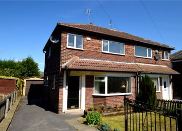 Thumbnail 3 bed semi-detached house for sale in Wellington Grove, Pudsey, West Yorkshire