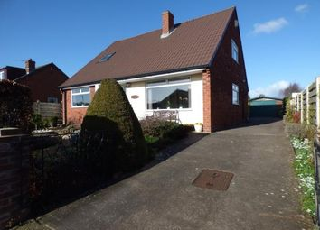 Thumbnail 4 bed detached bungalow for sale in Orchard Lane, Houghton, Carlisle