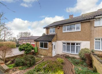 Thumbnail 3 bed semi-detached house for sale in Horselers, Hemel Hempstead
