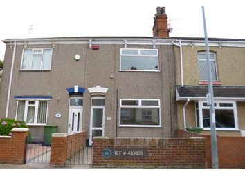 Thumbnail 3 bed terraced house to rent in Thomas Street, Grimsby